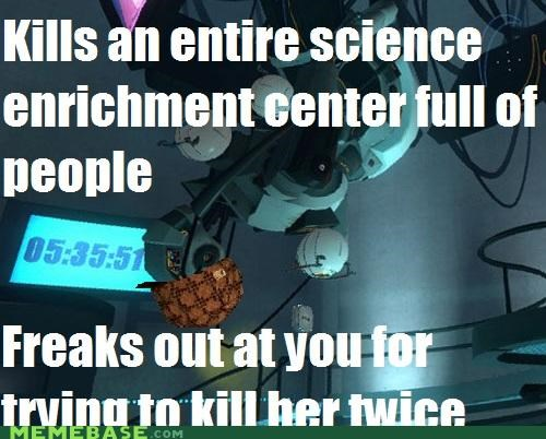 gladOS,Memes,Portal,stalemate,video games