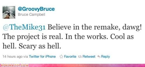 bruce campbell evil dead funny news - 4965951744