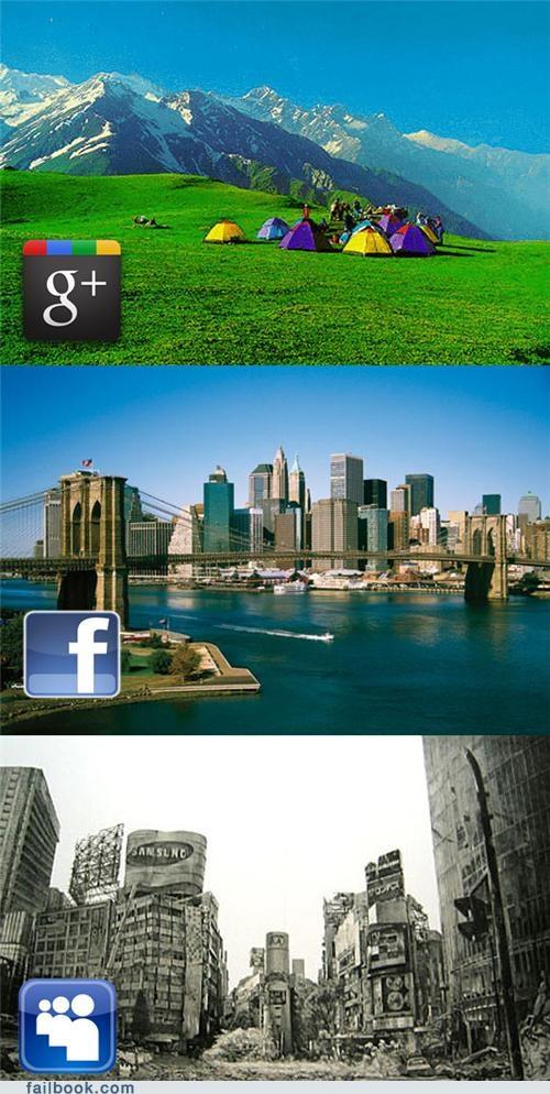 facebook google image myspace - 4965957888