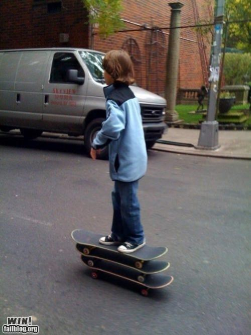 kid skateboard sports stunt - 4965988864