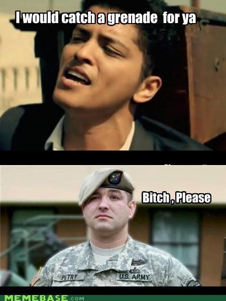 army grenades light bulb lyrics Memes Music - 4966167040