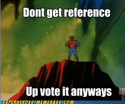 cartoons reference Spider-Man Super-Lols troll - 4966272000
