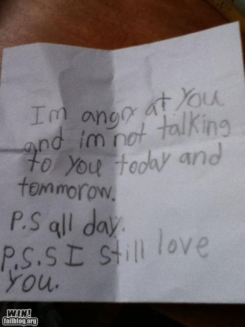 little kids love notes - 4966405632