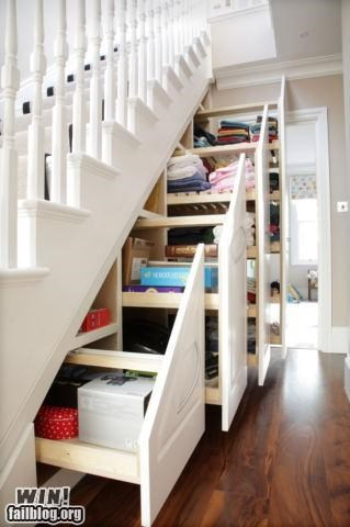 design furniture homes stairs storage - 4966769920