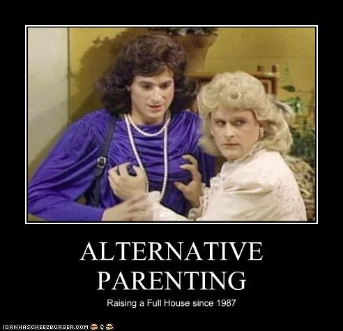 actor bob saget celeb dave coulier demotivational full house funny TV - 4966934528