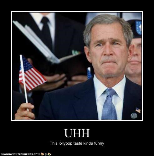 america,george w bush,political pictures