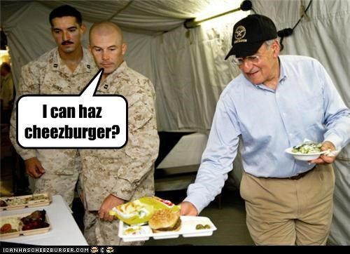 cheezburger political pictures soldiers - 4967569920
