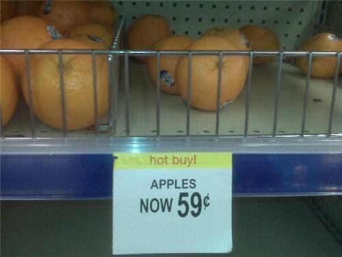 Apples Or Oranges,Morning Links