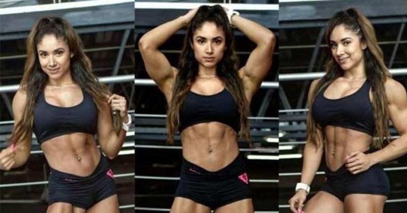 fotos chicas fuertes
