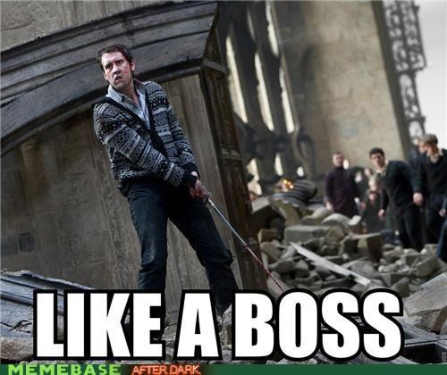 Harry Potter Like a Boss longbottom neville - 4968458752