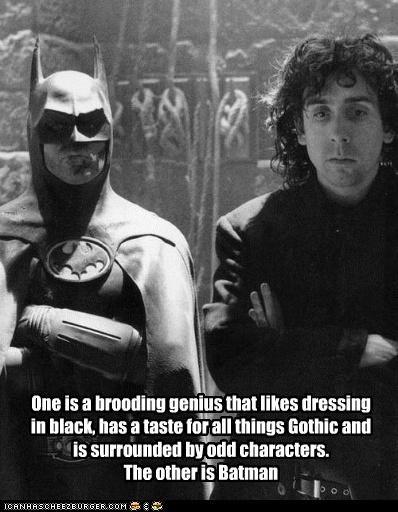 actor batman celeb funny Michael Keaton Movie tim burton - 4969121024