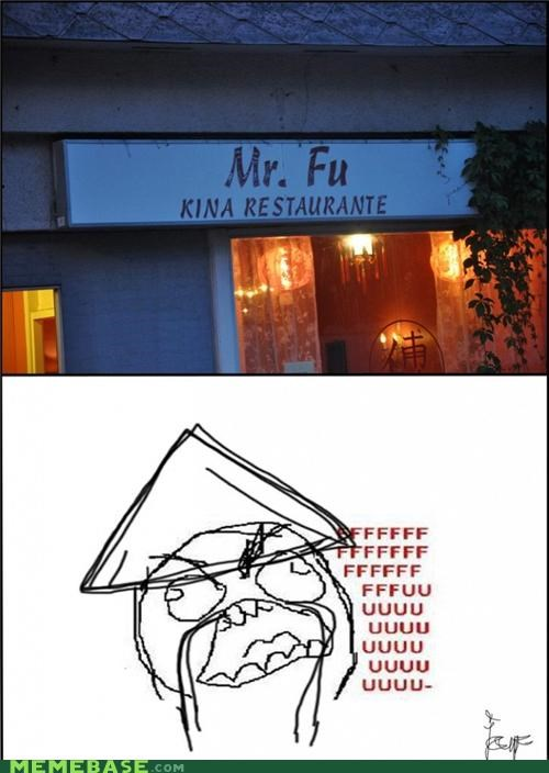 chinese FFFFUUUU food mr-fu Rage Comics - 4969221376