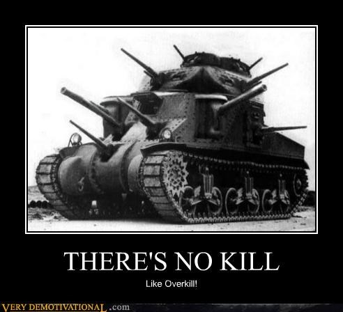 hilarious huge overkill tank wtf - 4969252352
