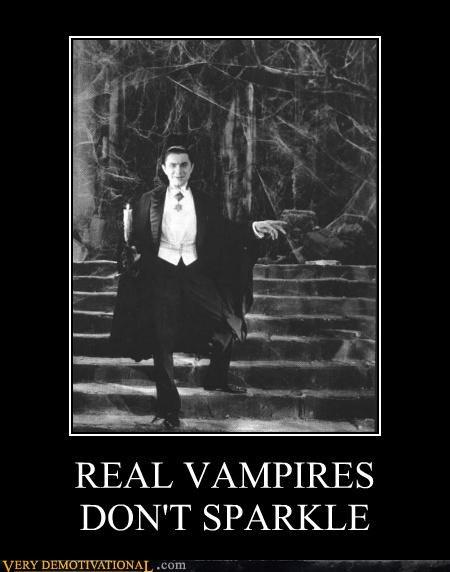 dracula Hall of Fame hilarious Sparkle twilight vampires - 4969261312