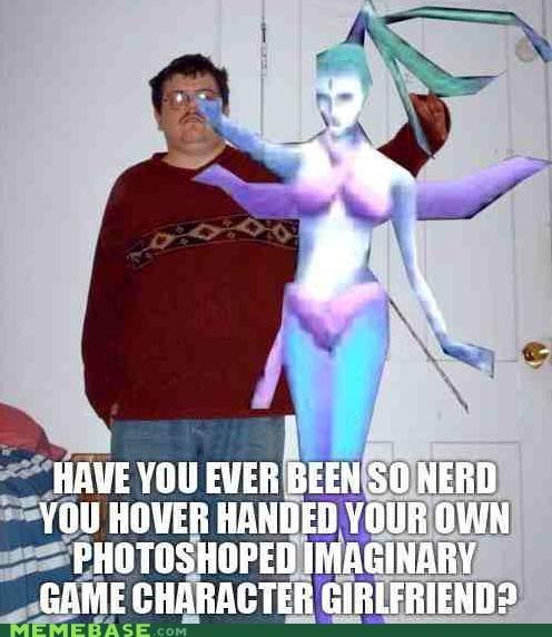 best of week girlfriend hoverhand imaginary Memes photoshop - 4969515776
