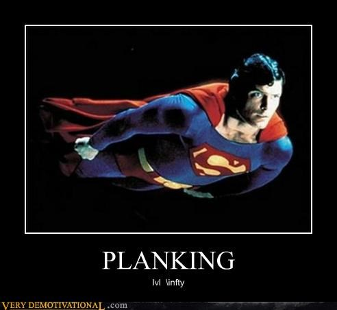 Planking Pure Awesome superman - 4969533184