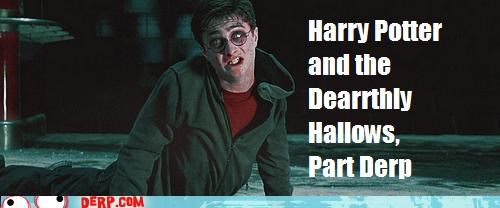 Celebriderp,deathly hallows,Harry Potter