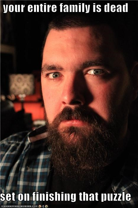 your entire family is dead set on finishing that puzzle