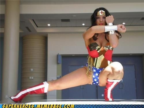 lasso Sexy Ladies Super Costume wonderwoman - 4969851136
