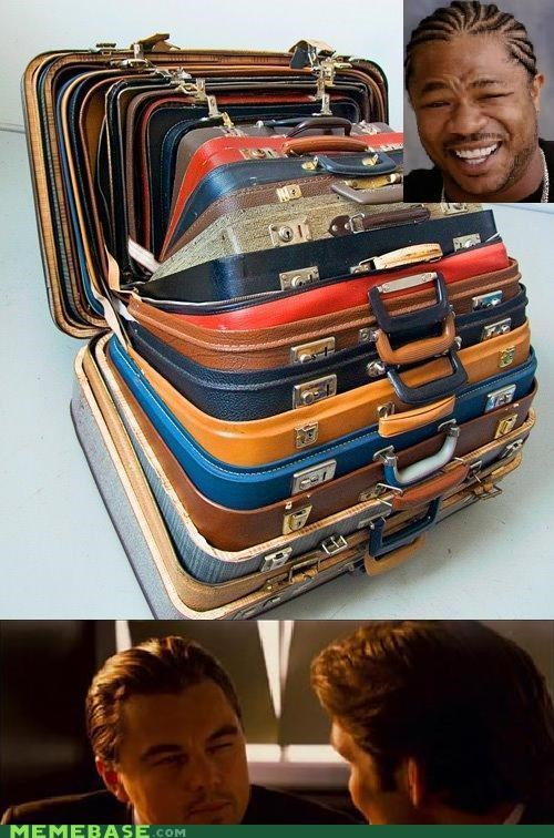 deeper Inception pack suitcases yo dawg - 4969893632