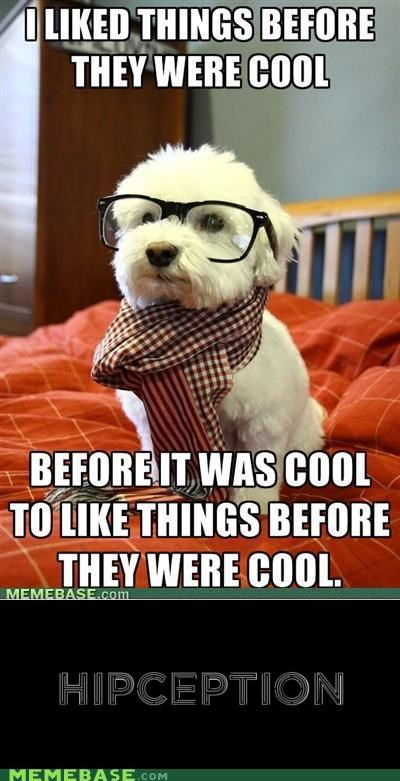 animals animemes dogs hipster Inception Reframe - 4969896704
