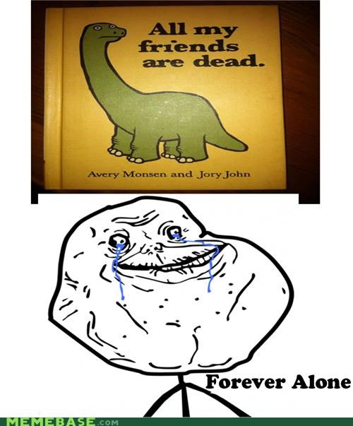 books children dead dinosaurs forever alone Friends of the Earth Nessie - 4970013952