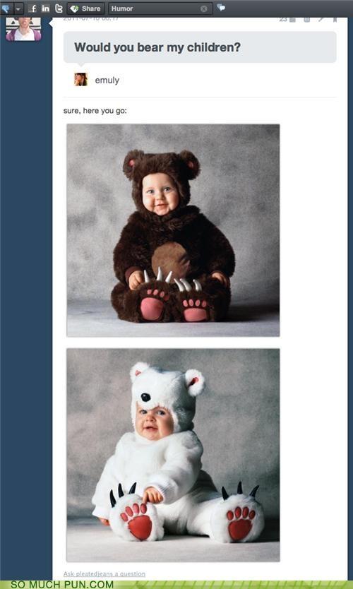 answer bare bear children homophone literalism question tumblr - 4970074880