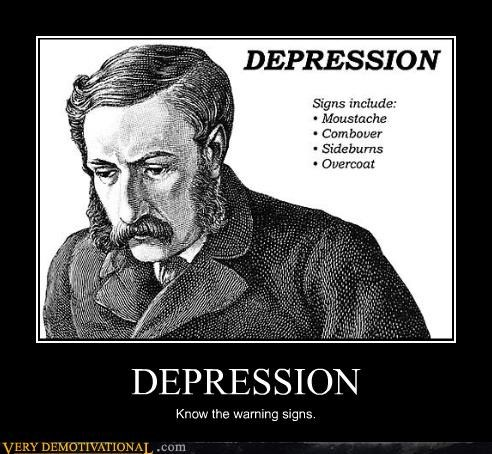 combover depression hilarious moustache signs - 4970169600
