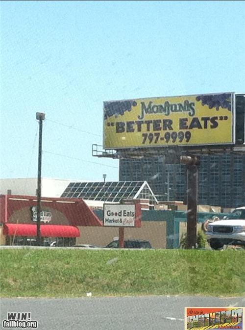 ads advertisement billboard food - 4970284288