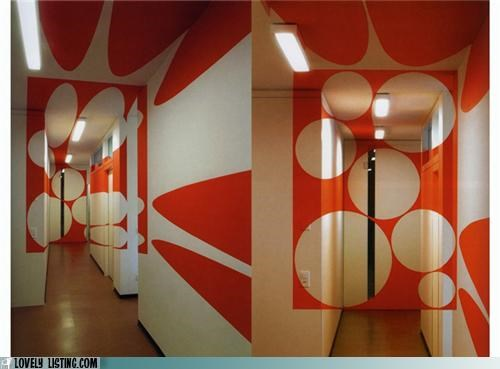 illusion paint perspective shapes - 4970423808