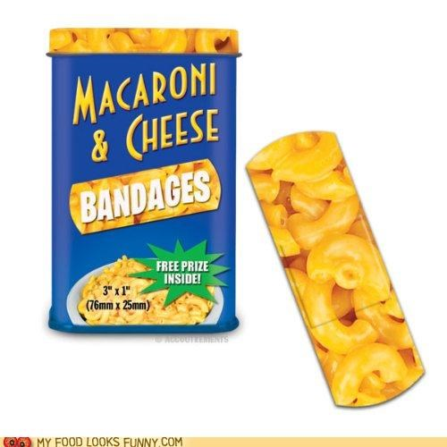 bandages,design,mac and cheese,macaroni and cheese,pattern,print