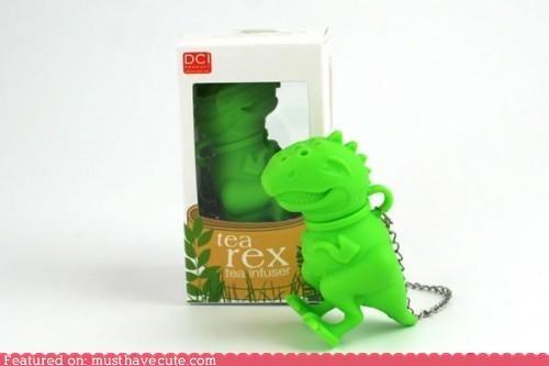 dinosaur infuser t rex tea - 4970573312