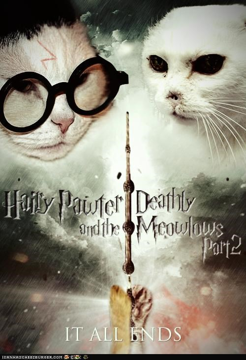 Harry Potter movies photoshopped posters puns - 4970715136