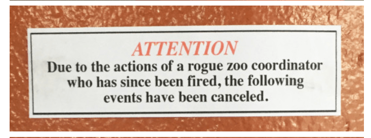 zoo fake events Dallas - 4972037