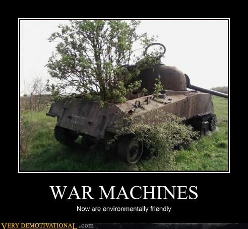 environment green hilarious war machine - 4972414720