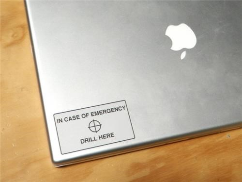 hard drives laptops security stickers Tech - 4972980992