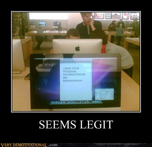 hilarious personal information screen wtf seems legit - 4973065984