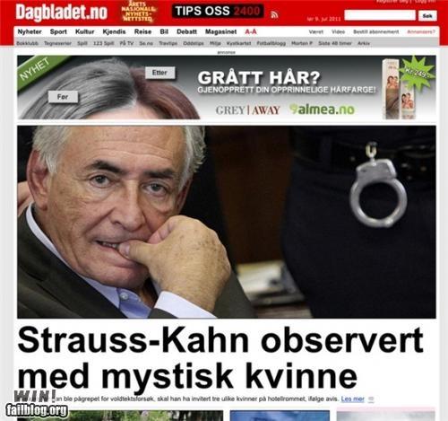Ad juxtaposition news placement