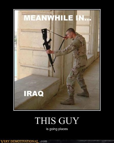 gun hilarious soldier that guy wtf - 4973147648