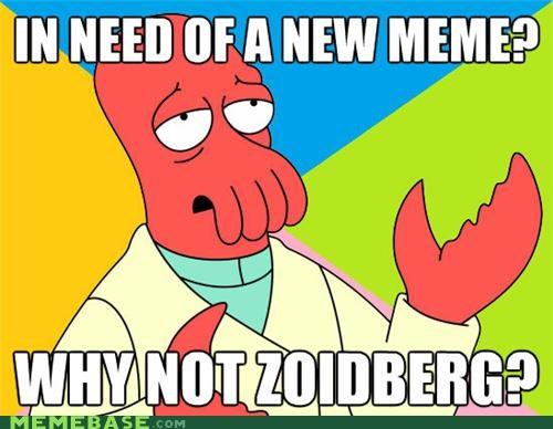 fry meme new Why Not Zoidberg - 4973659136