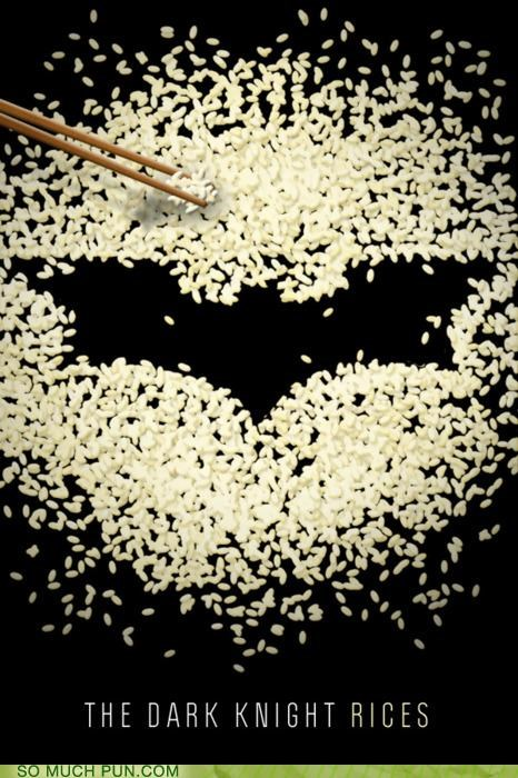 batman literalism Movie rice rise similar sounding the dark knight rises title - 4973712128