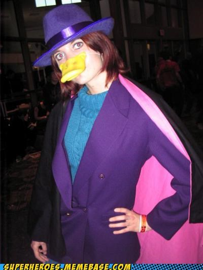 awesome costume darkwing duck Super Costume - 4973864960
