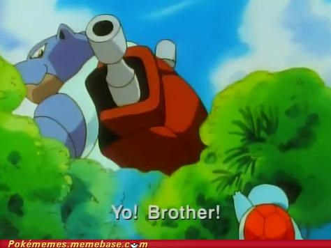blastoise brother gen I squirtle - 4973956352