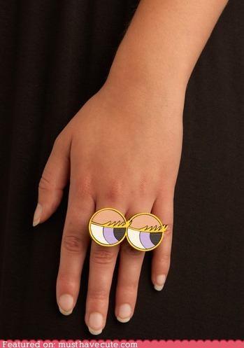 eyes Jewelry look ring - 4974048000