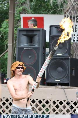 bad idea beer flamethrower - 4974390016