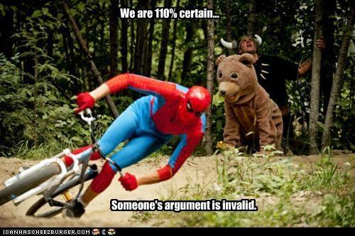 pedobear Spider-Man Super-Lols viking wtf - 4974515968