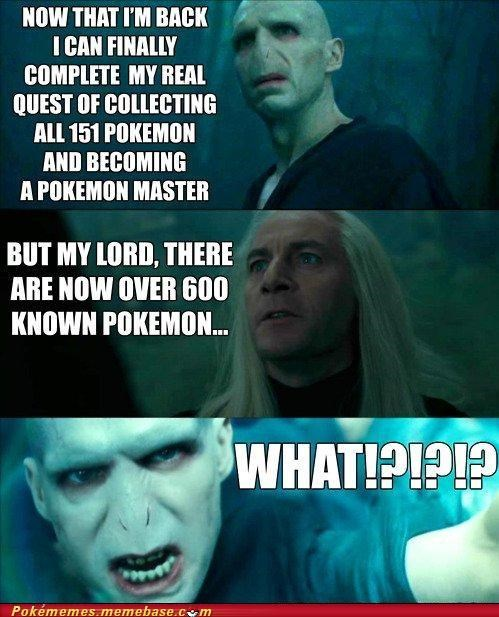 Harry Potter Lucius Malfoy voldemort - 4974523904