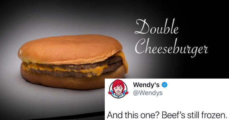 twitter McDonalds wendys ruthless fast food - 4974597
