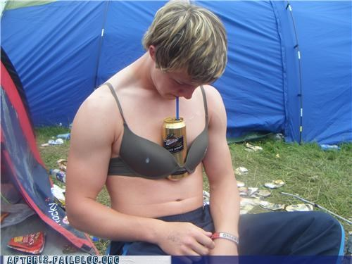 beer,bra,genius