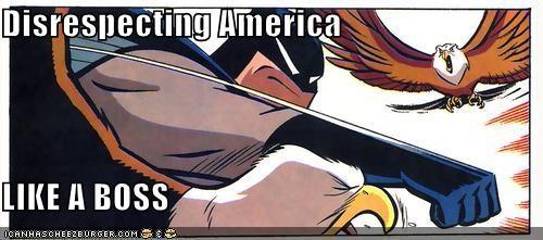 americans batman eagles Super-Lols - 4974830848